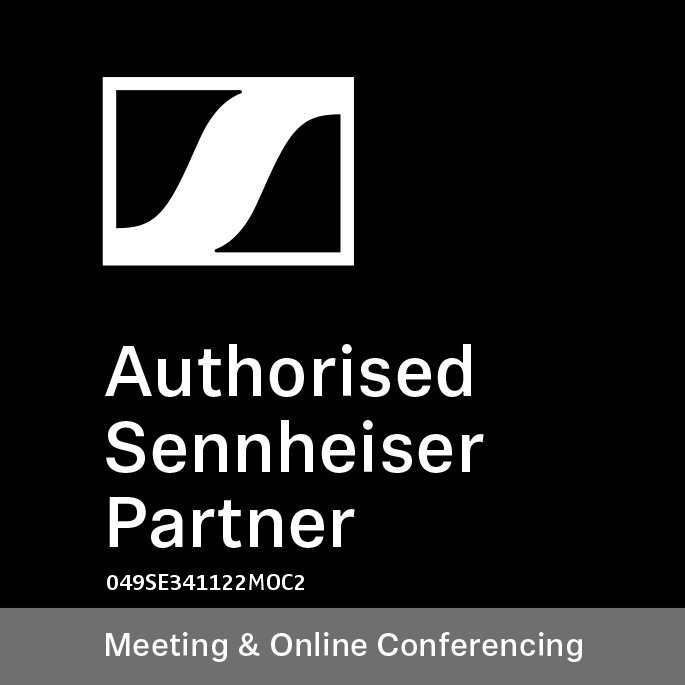 Sennheiser Authorised Partner Meeting & Online Conferencing