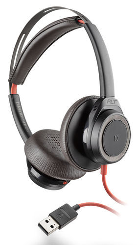 Plantronics Blackwire 7225 USB-A ANC (black)